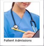 Patient Admissions