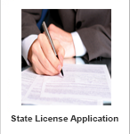 State License Application