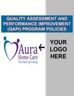 Quality Assessment and Performance Improvement (QAPI) Program Policies