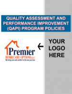 Quality Assessment and Performace Improvement (QAPI) Program Policies