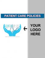 Patient Care Policies